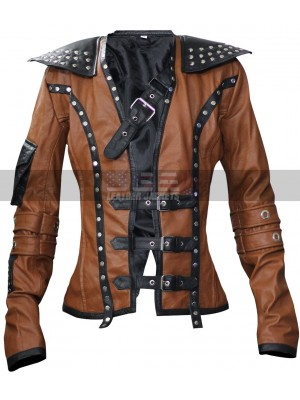 Shannara Chronicles Eretria Rover Costume Leather Jacket